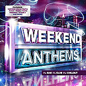 Weekend Anthems (3Cd)