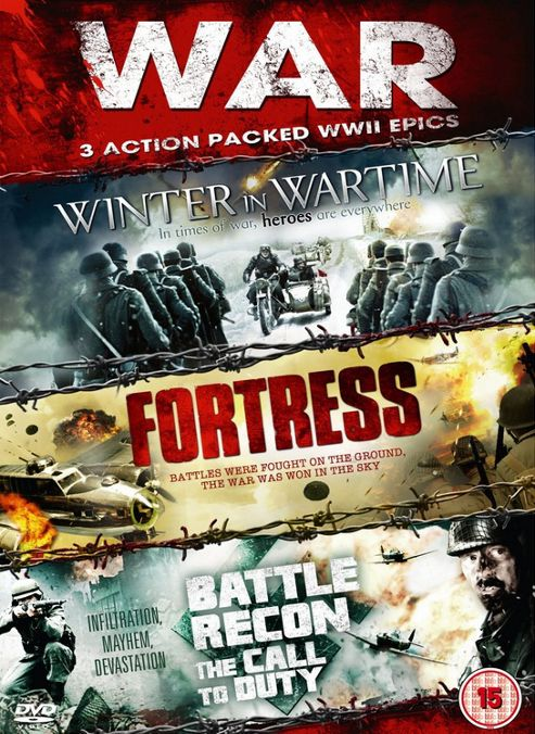 World War Ii Epics (DVD Boxset)