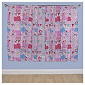 "Peppa Pig Curtains W168x183cm (66x72"")"