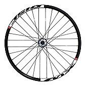 SRAM 506 Comp MTB Rear Wheel (6-Bolt Disc 32H 9mm QR on Mach1 NEURO Disc Rim, DB S/S Spokes Black)