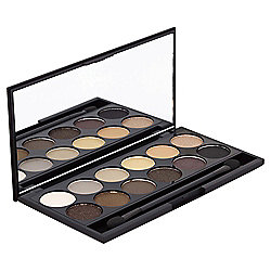 Sleek Makeup I-Divine Eyeshadow Palette Au Naturel 13.2G