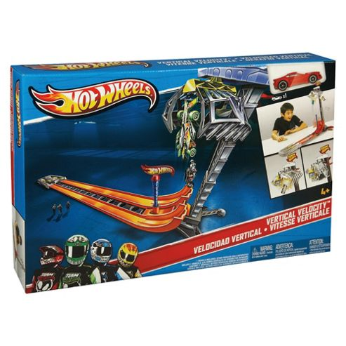 Team Hot Wheels Vertical Challenge