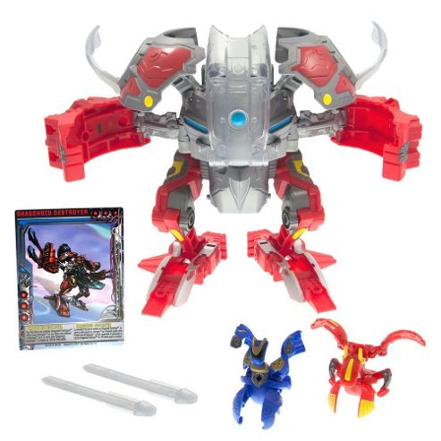 Spin Master Bakugan Dragonoid Destroyer