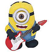 Minions Rock 'n' Roll Stuart