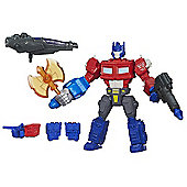 Transformers Hero Mashers Optimus Prime