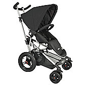 Micralite Toro Pushchair, Black/Black