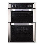 Belling BI90MF Double Electric Oven Stainless Steel