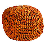 2LIF Ottawa Pouf - Orange
