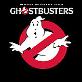 Ghostbusters OST (original) CD