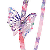 B Young Girls Butterfly Alice Band