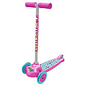 Hello Kitty Move n Groove 3-Wheel Scooter