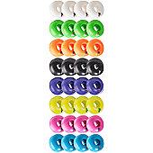 Enuff Refresher Bright Skateboard Wheels Green - 51mm