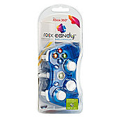 Rock Candy - Xbox360  Controller Blue
