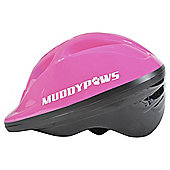 Muddypaws Bike Helmet, Pink Extra Small