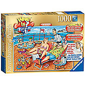 Ravensburger What If? The Lost Lottery Ticket, 1000-Piece Jigsaw Puzzle