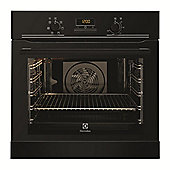 Electrolux EOA5641BOK 60cm Wide Electric Single Oven in Black