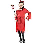Lil' Devil - Child Costume 4-6 years