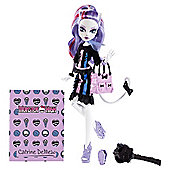 Monster High Scaremeister Catrine Doll