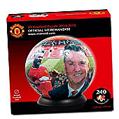 3D Football Puzzle Manchester United Official Merchandise