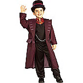 Willy Wonka - Child Costume 7-8 years