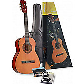 Stagg 3/4 Size Classical Guitar Pack - Natural