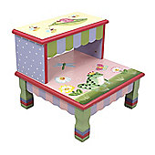 Fantasy Fields Magic Garden Step Stool