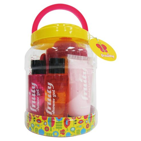 Fruity Candy Jar