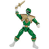 Power Rangers Super Megaforce - 12.5cm Mighty Morphin Green Ranger Action Figure
