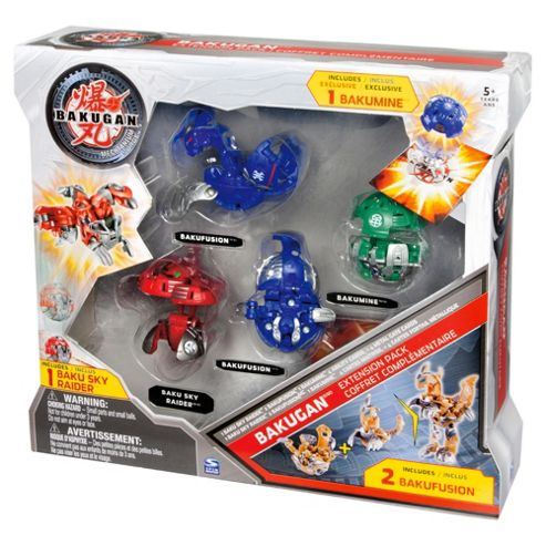 Bakugan Platinum Extension Pack