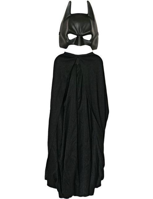 Child The Dark Knight Rises Batman Cape & Mask