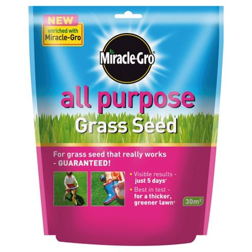 Miracle-Gro Grass Seed 900gm