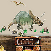 Dinosaur Decal - Giant Triceratops