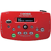 Boss VE-5 Vocal Effects Processor - Red