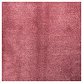 Plain Dye Wool Rug 60x120 Rose