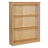 Home Essence Hamilton Low Wide Bookcase