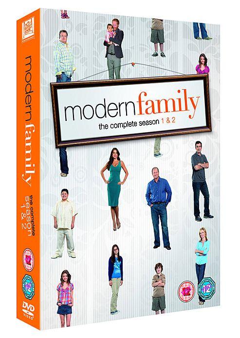 Modern Family - Season 1-2 (DVD Boxset)
