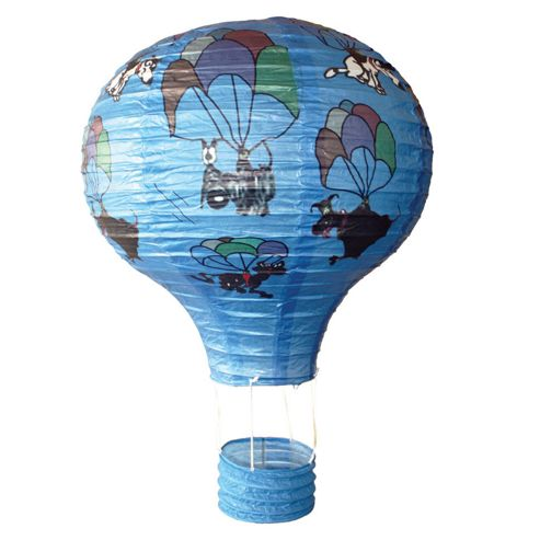 Loxton Lighting Cats and Dogs Balloon Paper Lantern