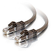 CTG 0.5m Cat6 550MHz Snagless Patch Cable (Brown): 83644