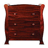 Izzy Chest of Drawers - Cocoa