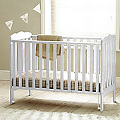 Saplings Kerry Cot (White)