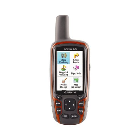 Outdoor Garmin GPSMAP 62s
