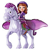 Disney Sofia the First Sofia & Minimus