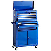 VonHaus Tool Chest & Cabinet - Blue