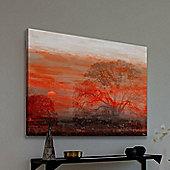 Parvez Taj Casa Vista Canvas Wall Art - 30 cm H x 45 cm W x 5 cm D