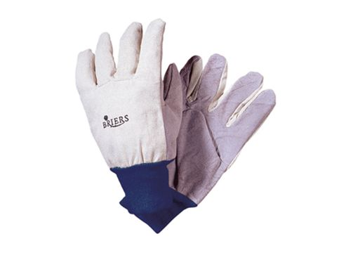 Briers Bo472 Cotton Chrome Glove Large