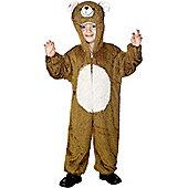 Child Bear Costume Medium