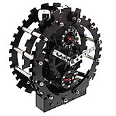 Gear Clock with Alarm