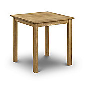 Oak Square Dining Table Only (75cm x 75cm)