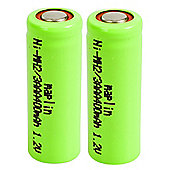 2 x 2/3AAA Phone Batteries