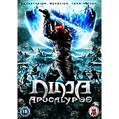 Ninja Apocalypse DVD